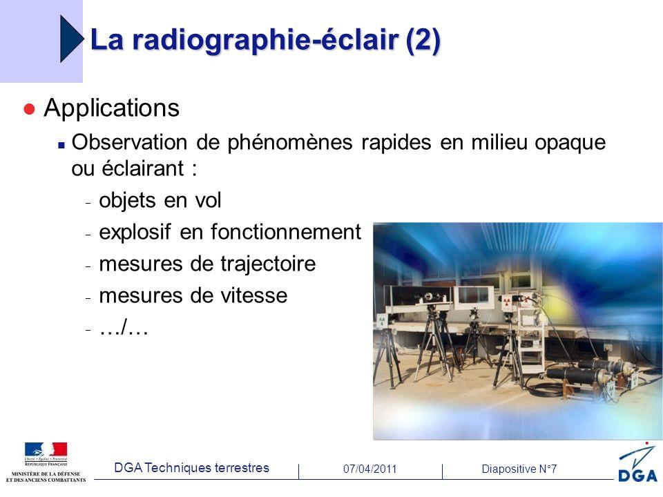 La radiographie-éclair (2)