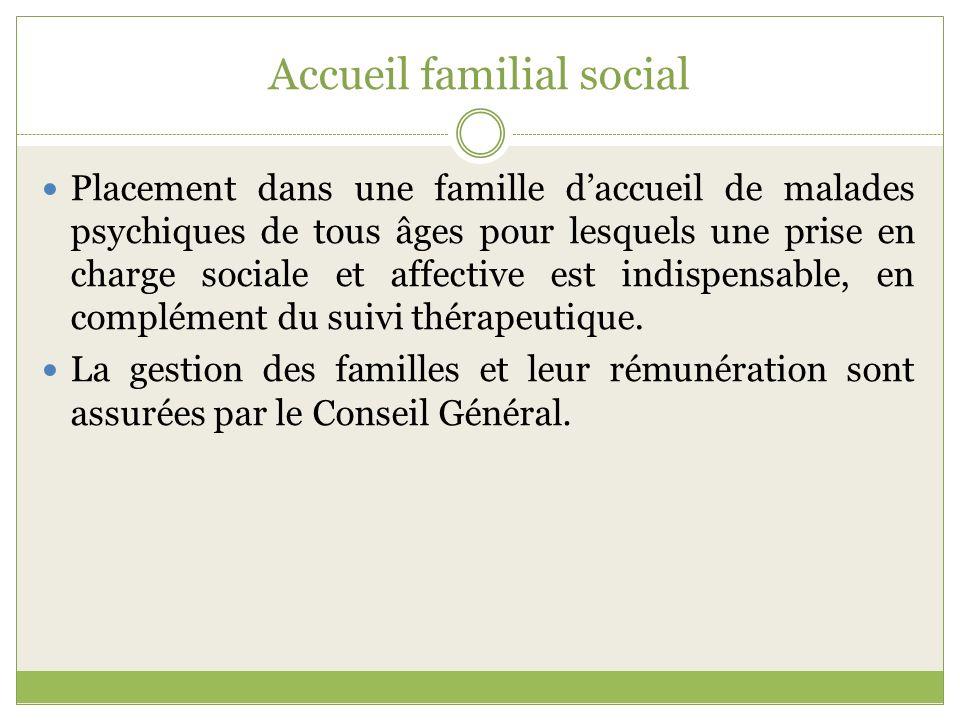 Accueil familial social