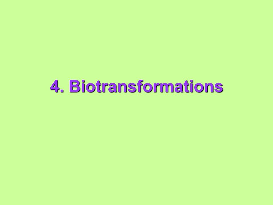 4. Biotransformations