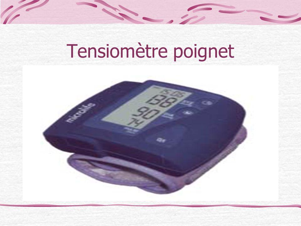 Tensiomètre poignet