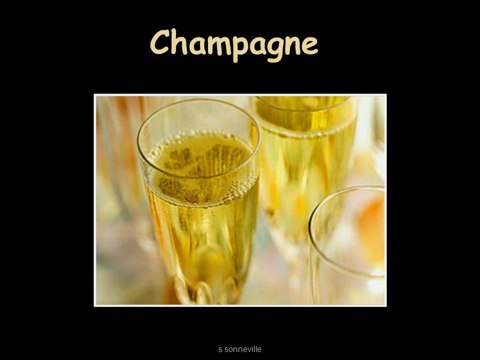 Champagne s sonneville