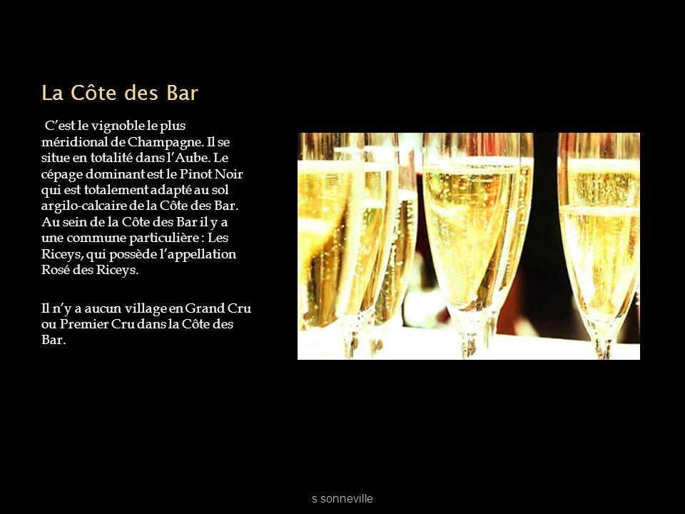 La Côte des Bar