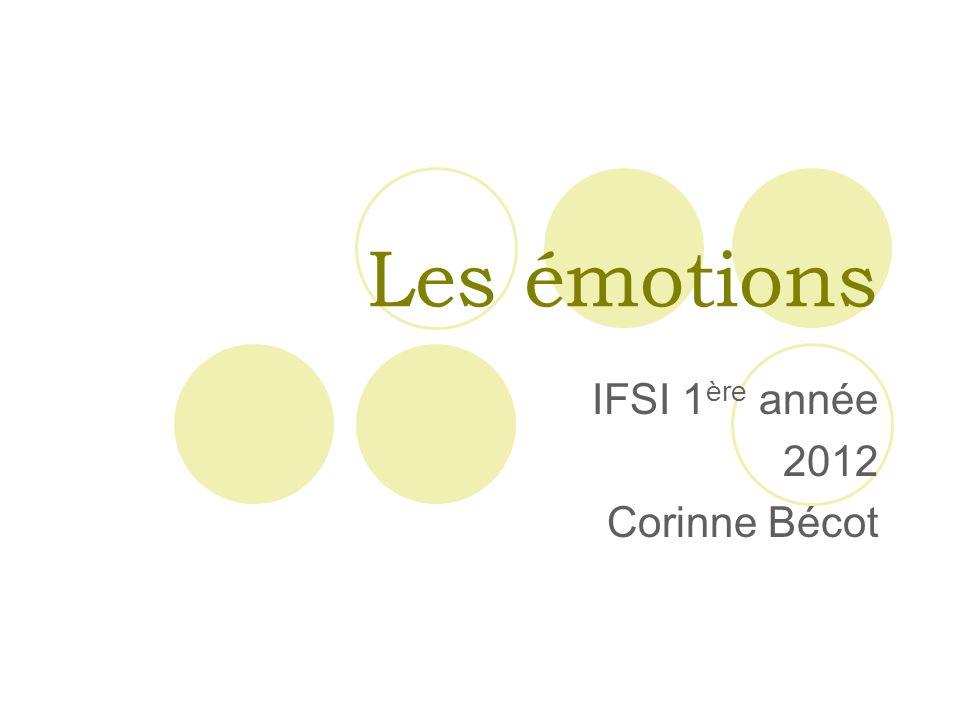 IFSI 1ère année 2012 Corinne Bécot