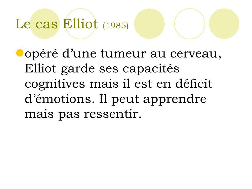 Le cas Elliot (1985)