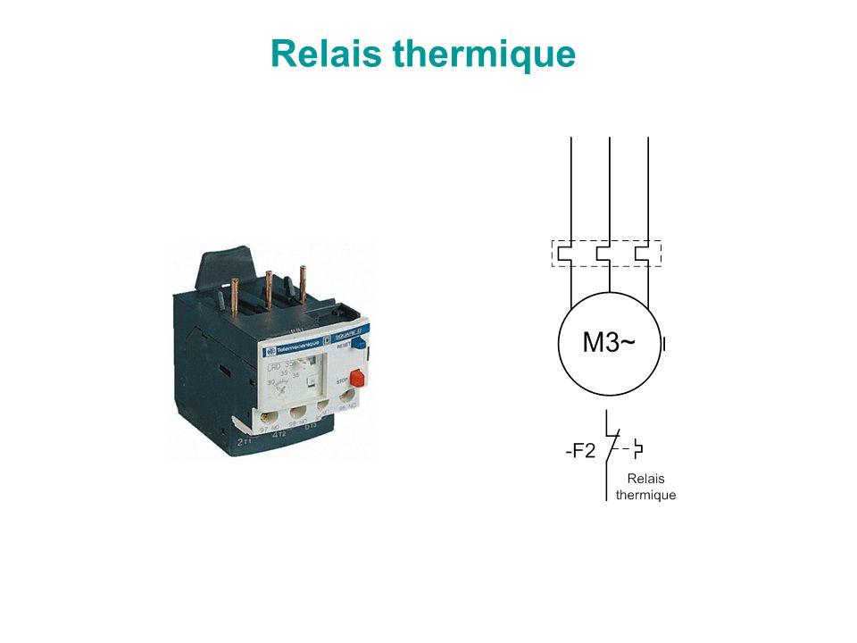 Relais thermique