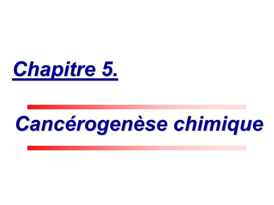 Cancérogenèse chimique
