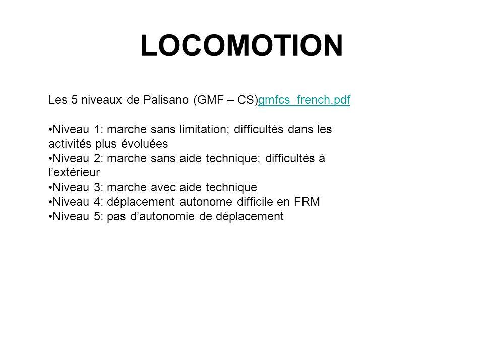 LOCOMOTION Les 5 niveaux de Palisano (GMF – CS)gmfcs_french.pdf