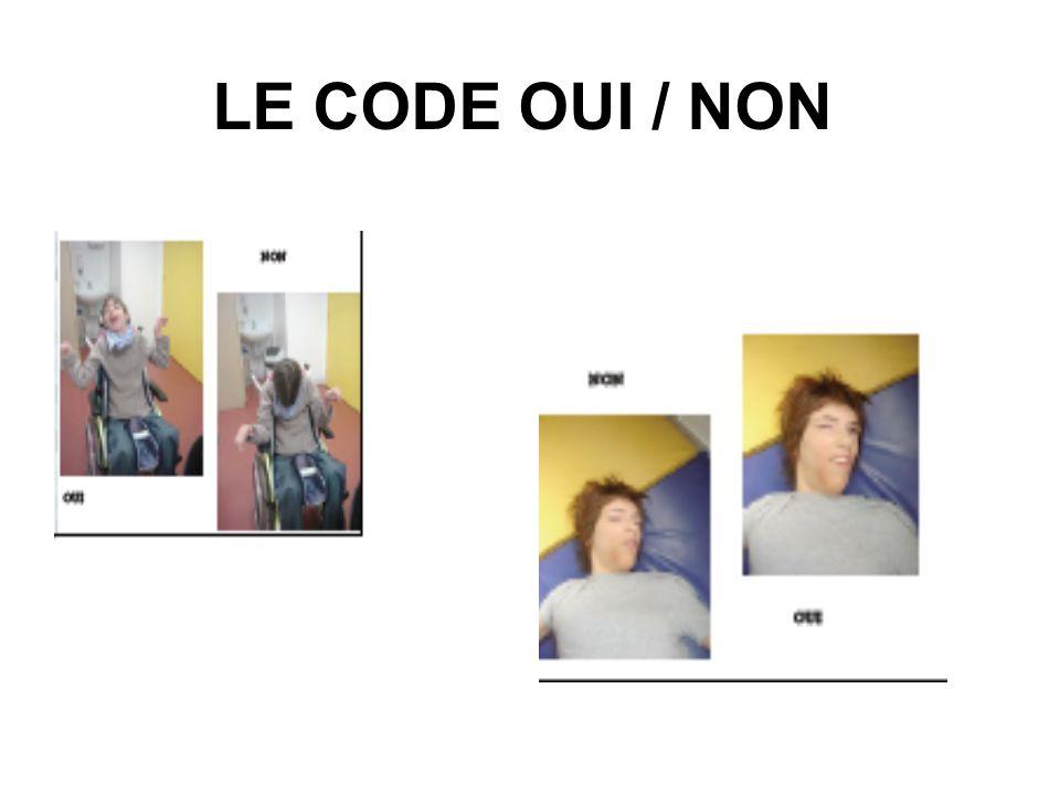 LE CODE OUI / NON