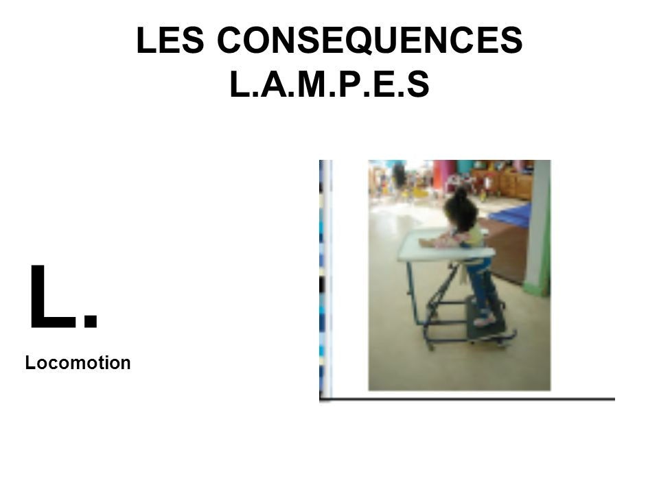 LES CONSEQUENCES L.A.M.P.E.S