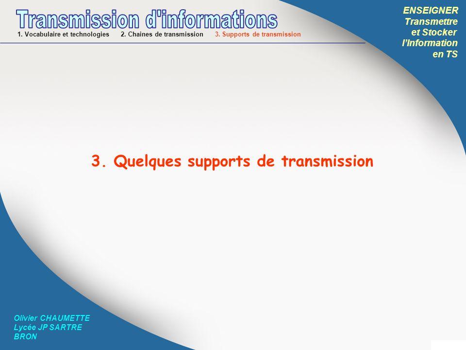 Transmission d informations