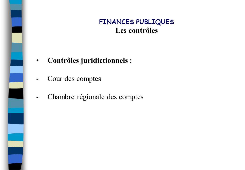 PLAN DIRECTEUR 2002 - 2006 Les contrôles Contrôles juridictionnels :