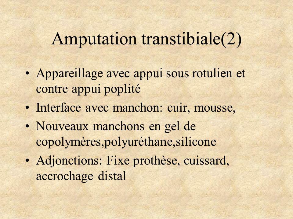 Amputation transtibiale(2)