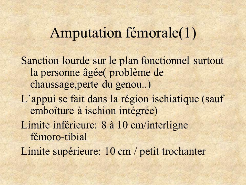 Amputation fémorale(1)