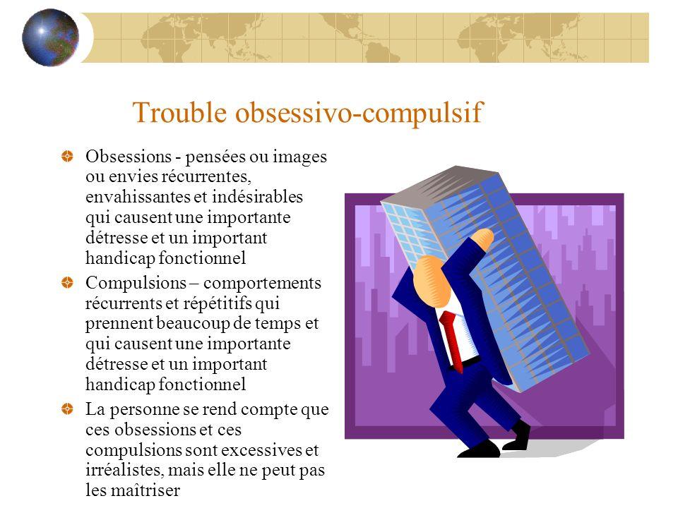 Trouble obsessivo-compulsif
