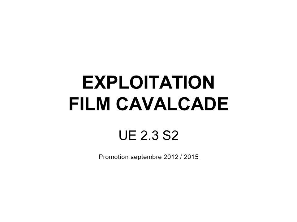 EXPLOITATION FILM CAVALCADE
