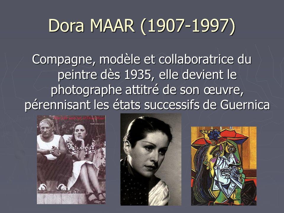 Dora MAAR (1907-1997)