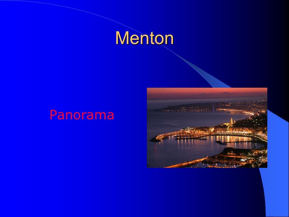 Menton Panorama
