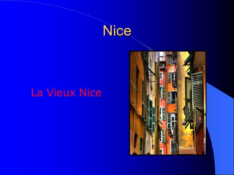 Nice La Vieux Nice