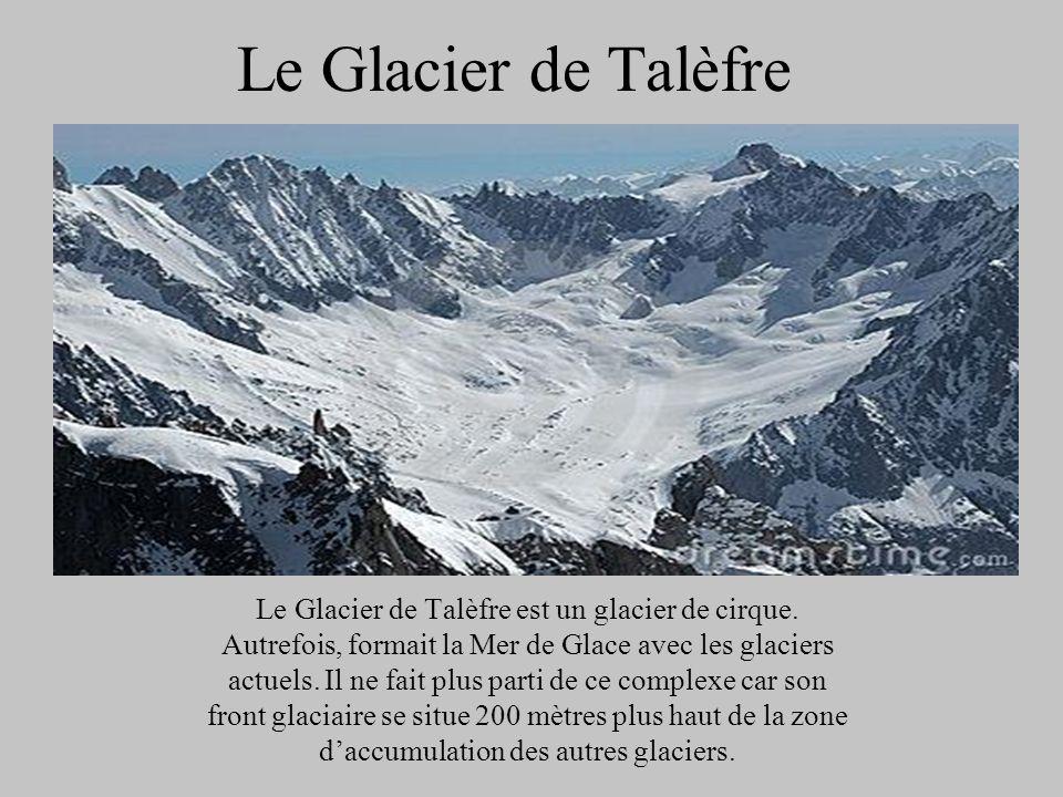 Le Glacier de Talèfre