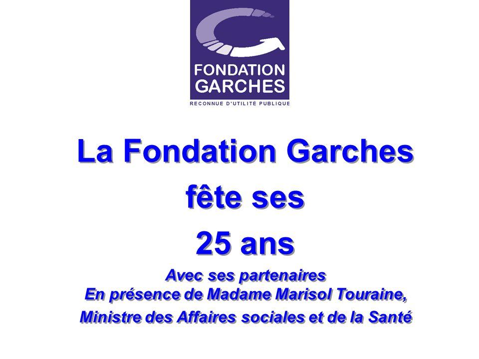 La Fondation Garches fête ses 25 ans