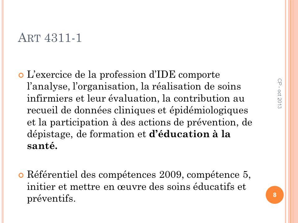 Art 4311-1