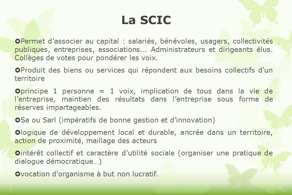 La SCIC