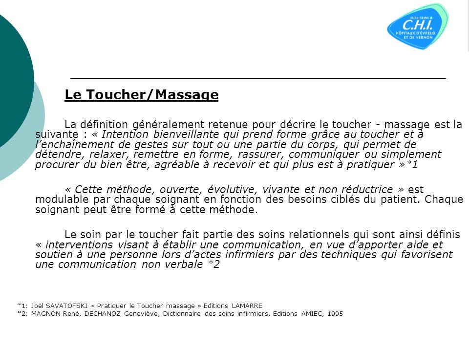 Le Toucher/Massage