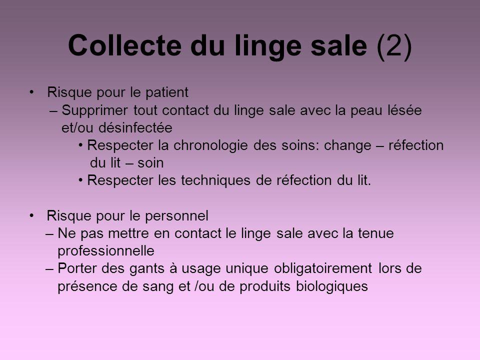 Collecte du linge sale (2)