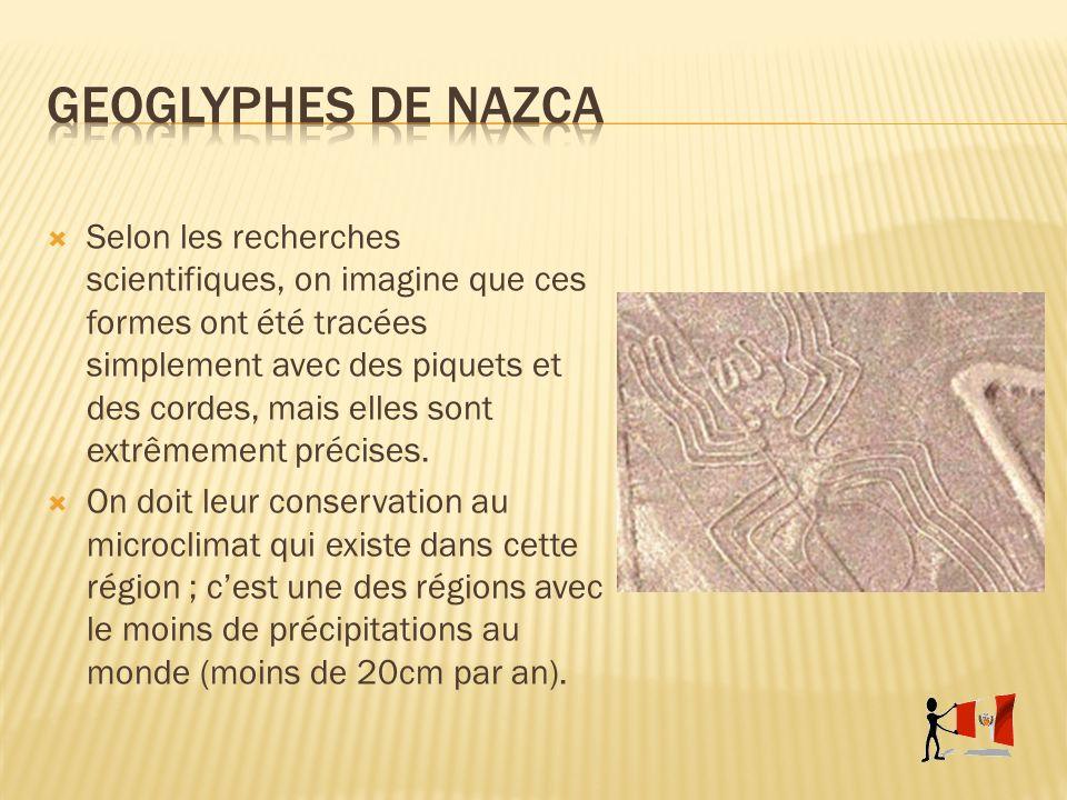 Geoglyphes de Nazca