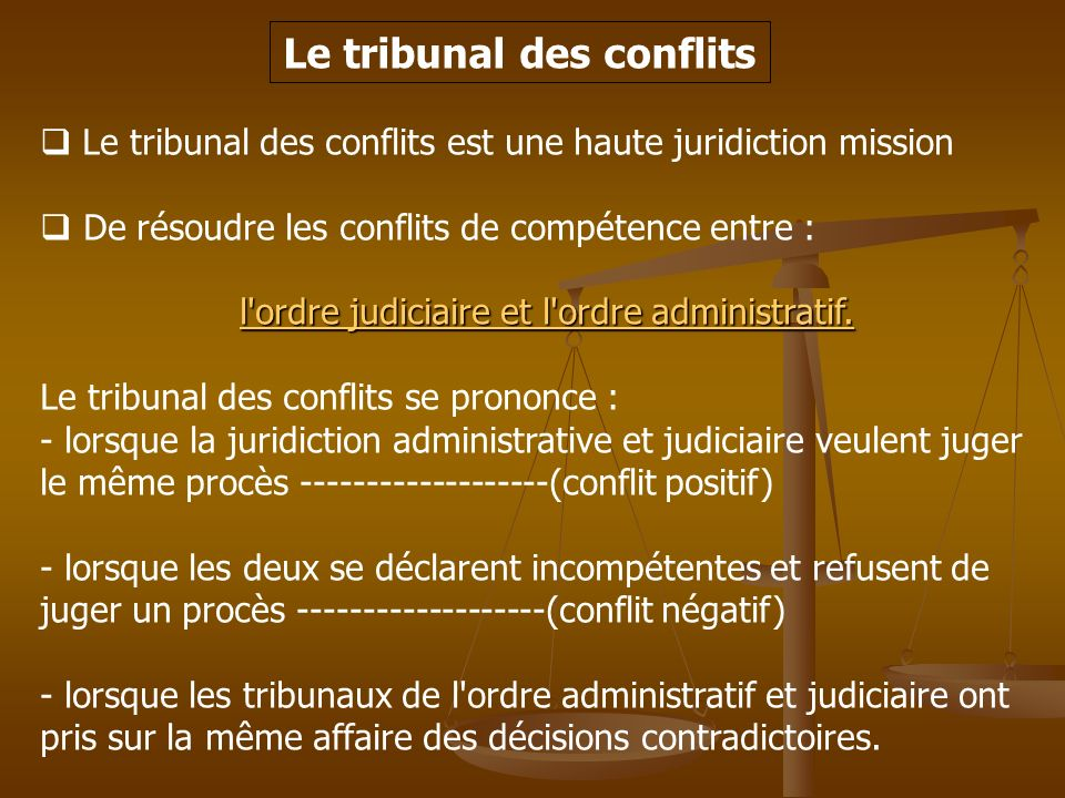 Les principes g n raux du syst me judiciaire ppt video for Haute juridiction