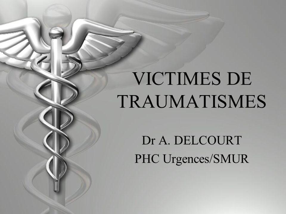 VICTIMES DE TRAUMATISMES