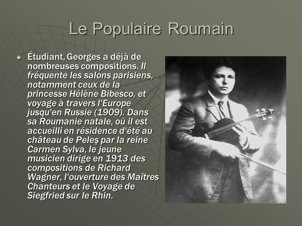 Le Populaire Roumain