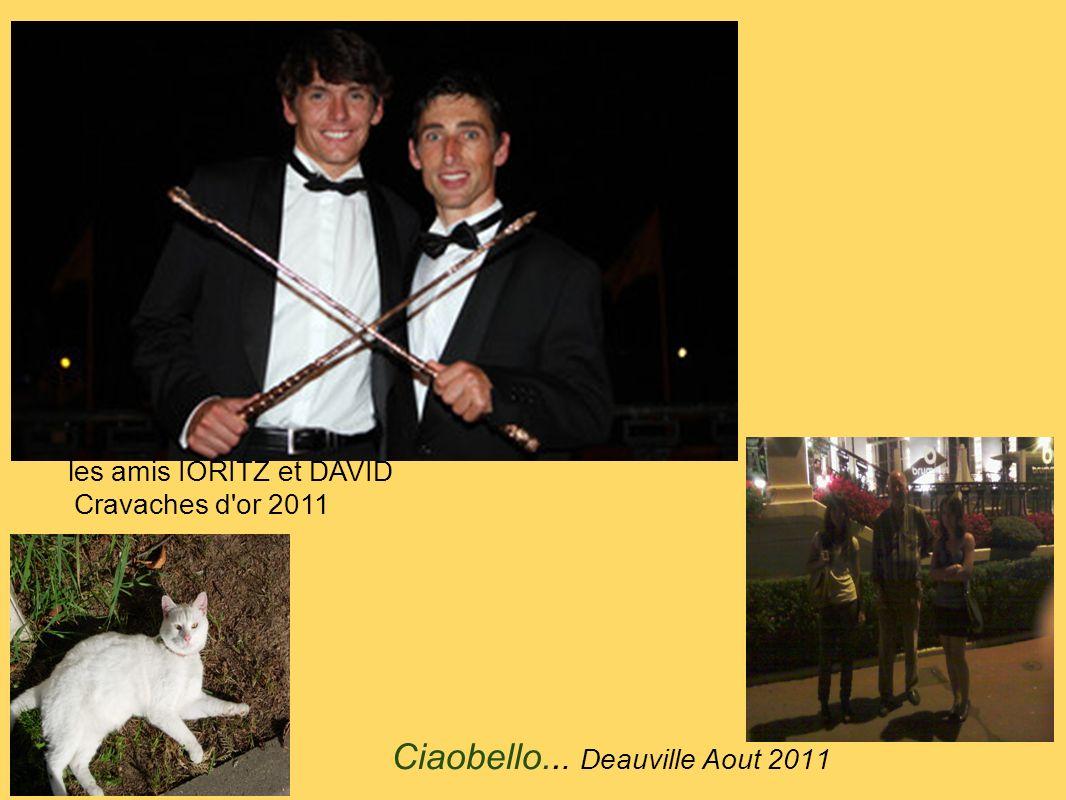 Ciaobello... Deauville Aout 2011