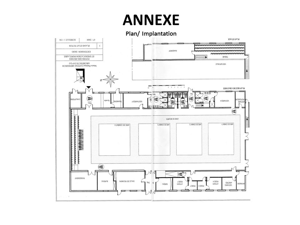 ANNEXE Plan/ Implantation