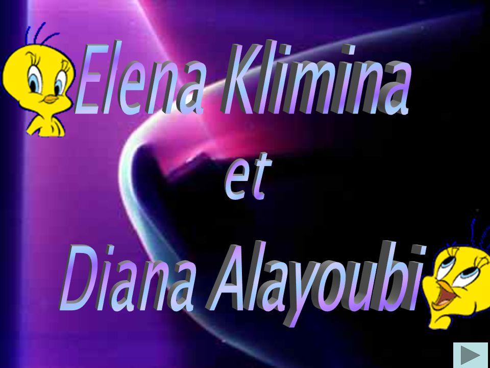 Elena Klimina et Diana Alayoubi