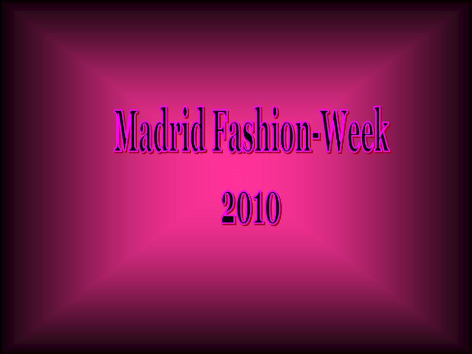 Madrid Fashion-Week 2010