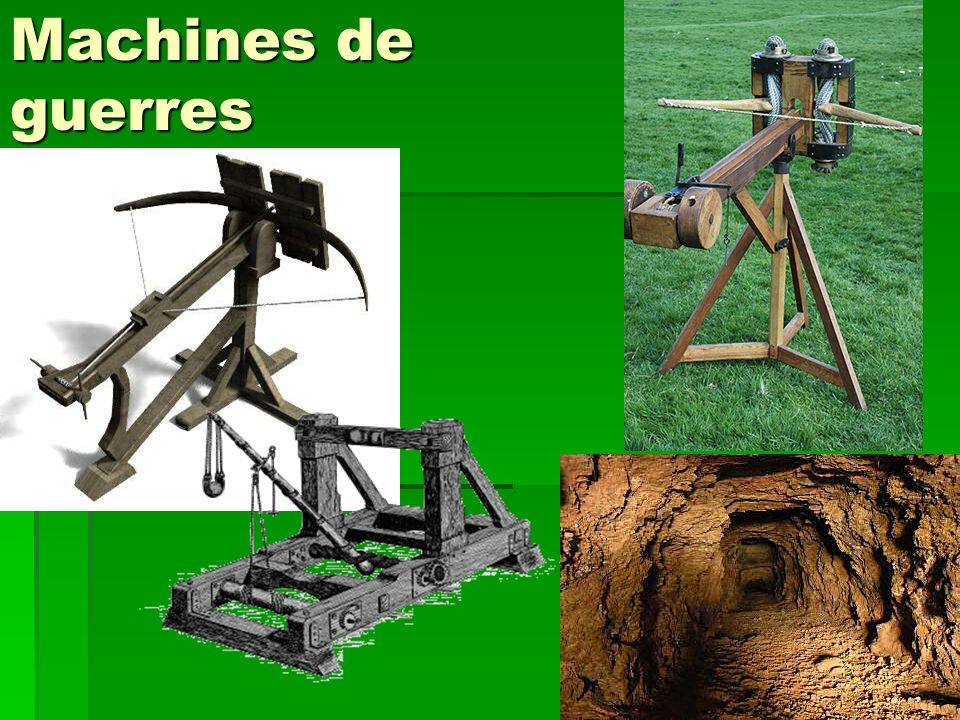 Machines de guerres