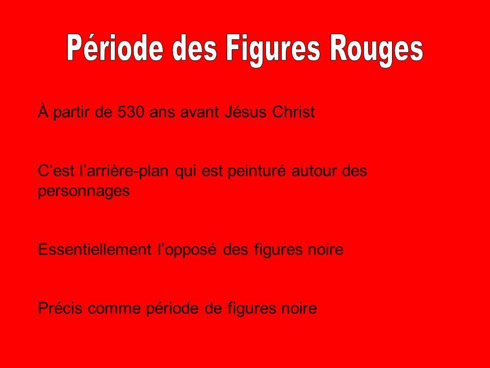 Période des Figures Rouges