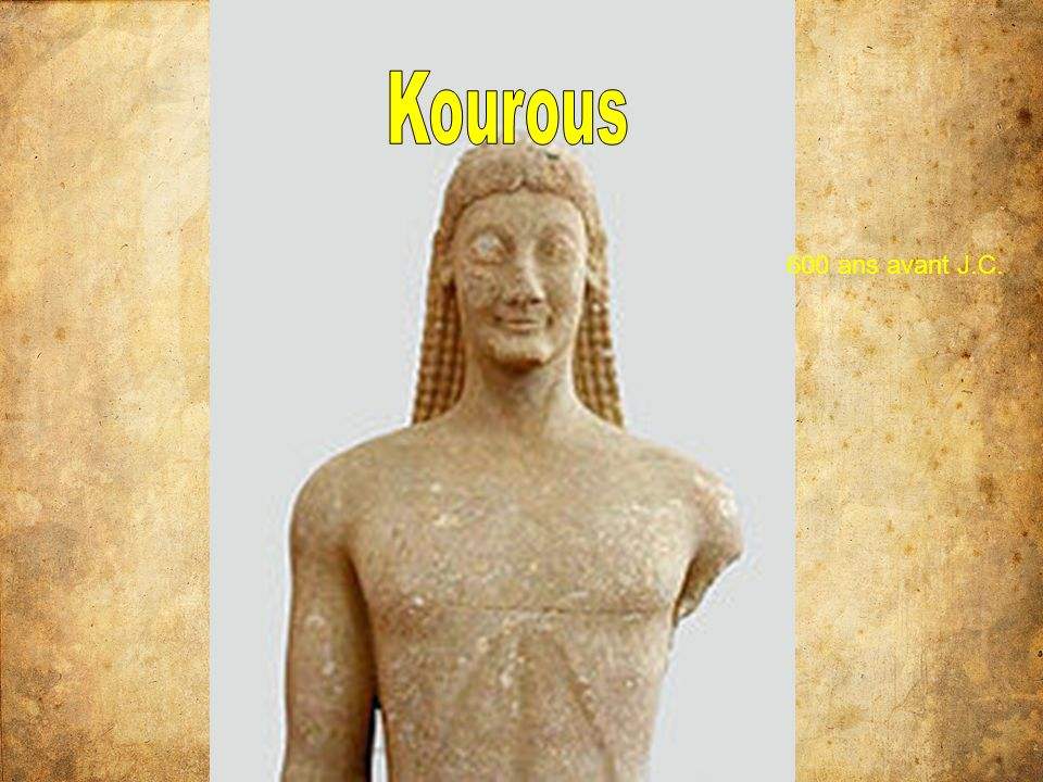 Kourous 600 ans avant J.C.