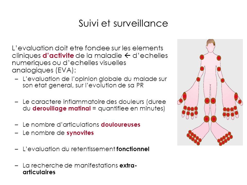 Suivi et surveillance