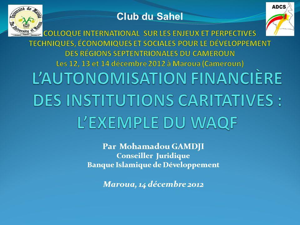 Club du Sahel