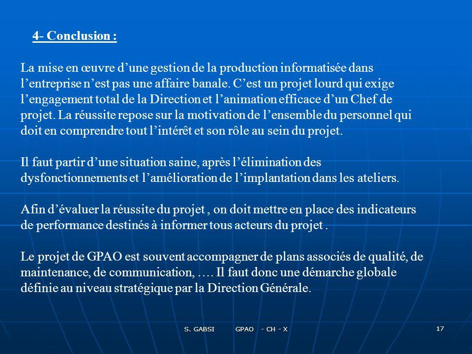 4- Conclusion :