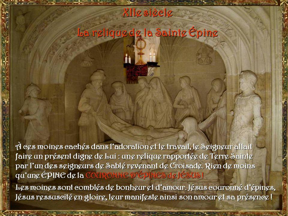 La relique de la Sainte Épine