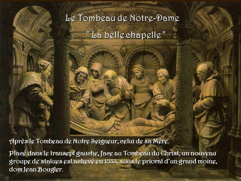 Le Tombeau de Notre-Dame