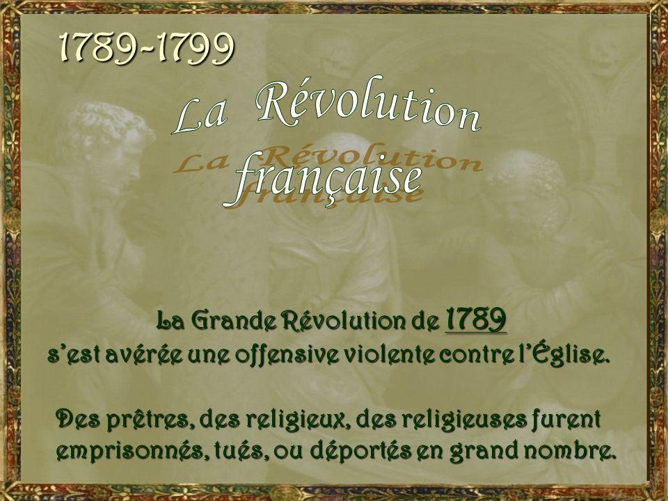 La Grande Révolution de 1789