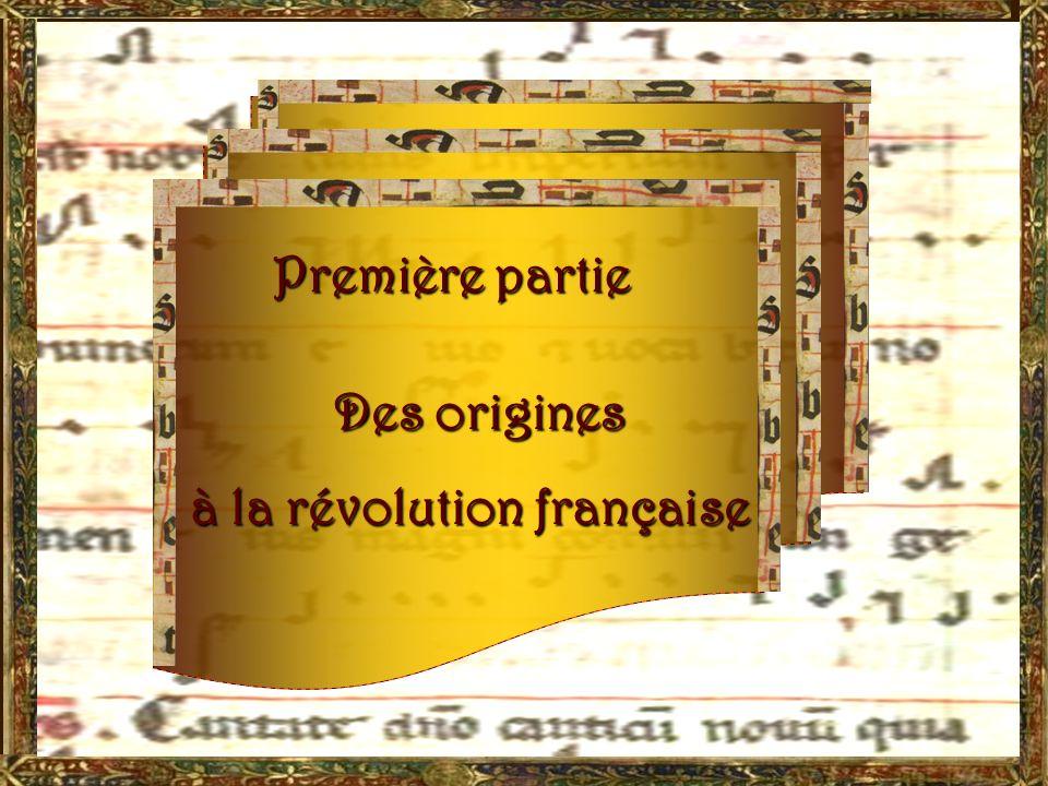 à la révolution française