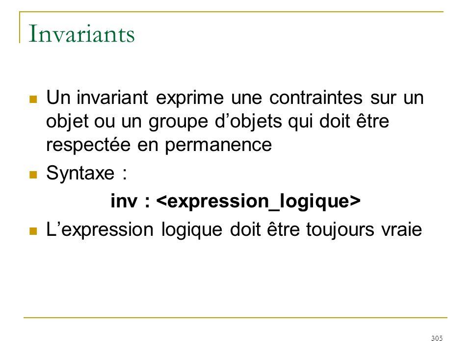 inv : <expression_logique>