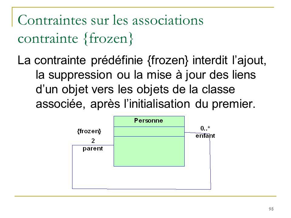 Contraintes sur les associations contrainte {frozen}
