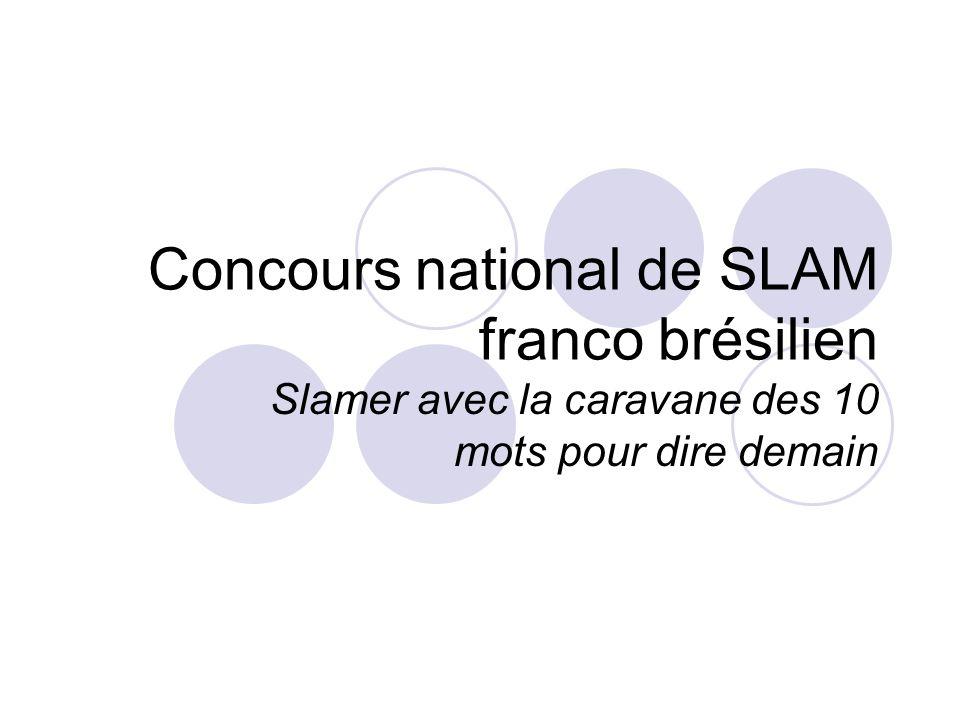 Concours national de SLAM franco brésilien