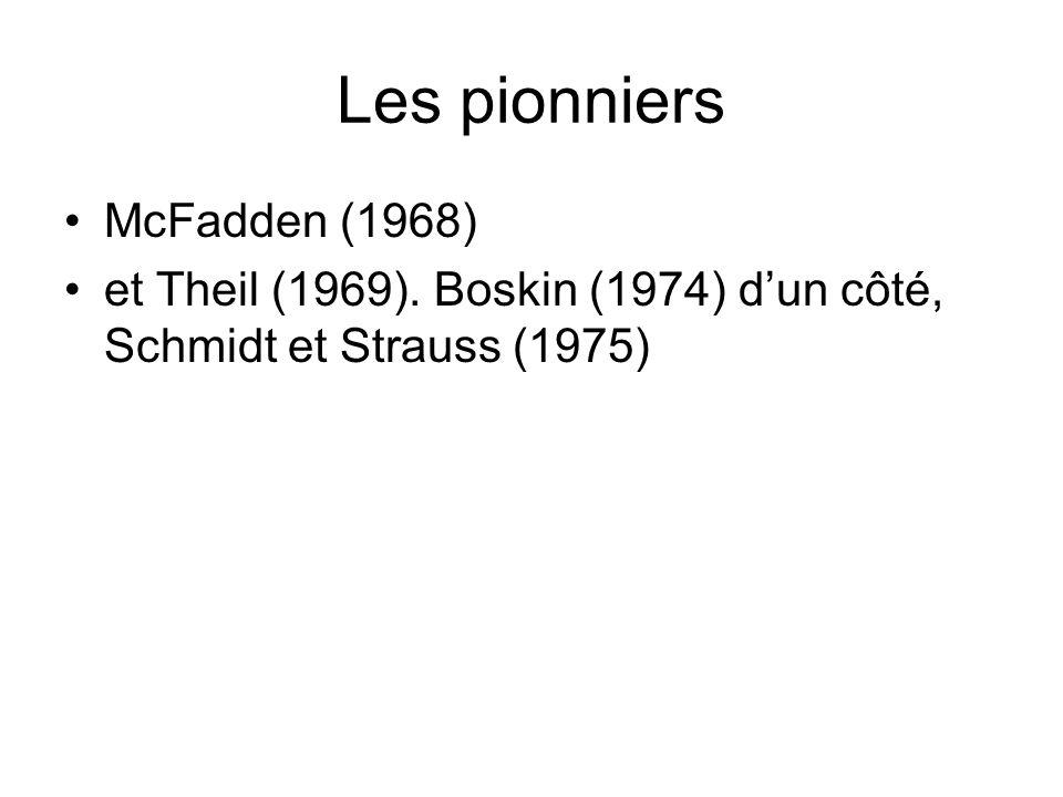 Les pionniers McFadden (1968)